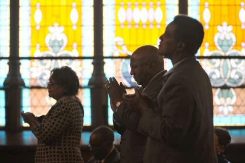 How Will African-American Clergy React To Obamas -2727